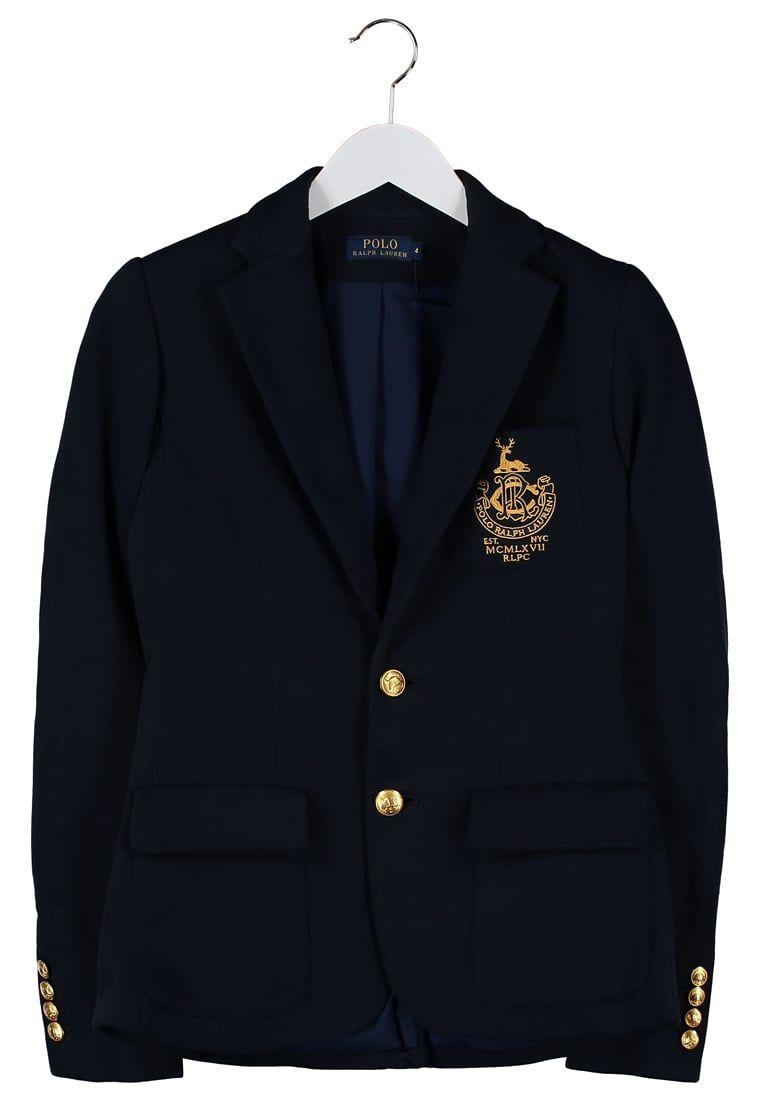 Polo Ralph Lauren Blazer Aviator Navy Zalando Co Uk Ralph Lauren Blazer Polo Ralph Lauren Ralph Lauren