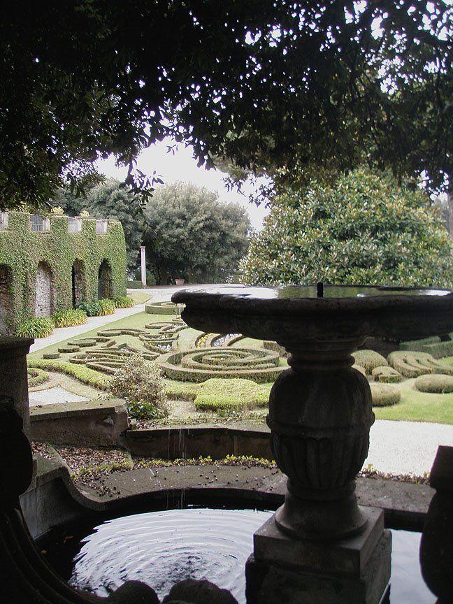 08859843020dd045aa5c4c8b0db3e640 - Barberini Gardens Of The Pontifical Villas