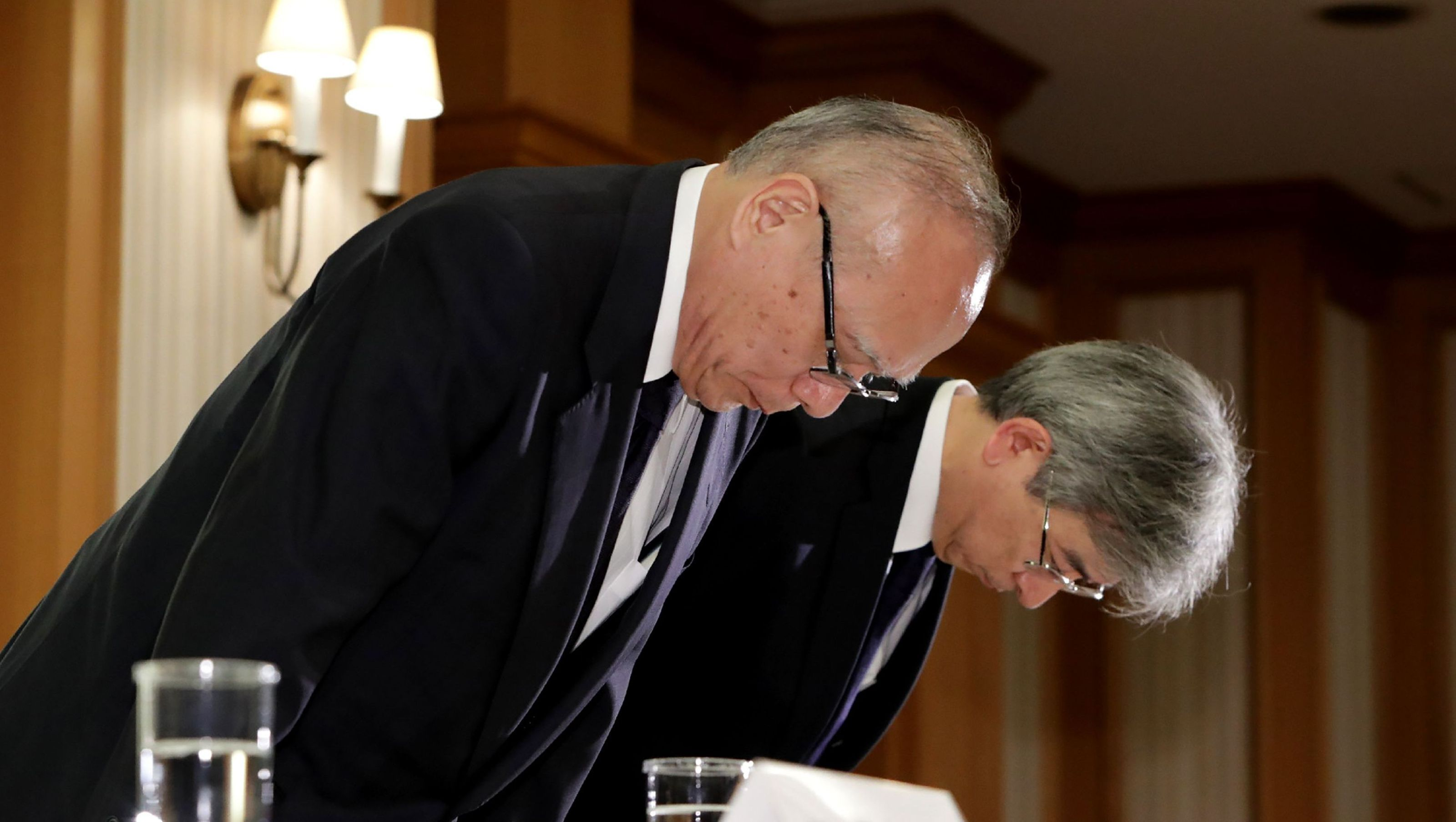 Japanese medical school apologizes for altering results to
