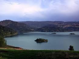 lagos de chile lago pullinque -