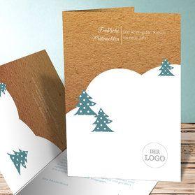 winter forest weihnachtskarten karten. Black Bedroom Furniture Sets. Home Design Ideas
