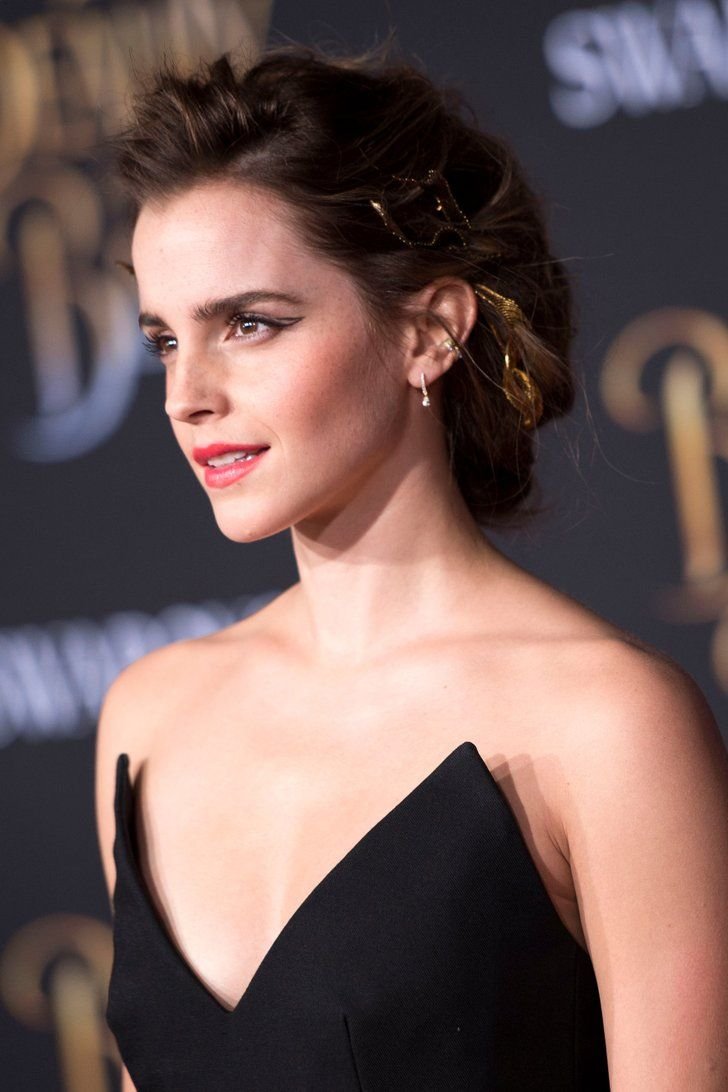 Emma Watson Had the Support of Her Harry Potter Costars at the Beauty and the Beast Premiere