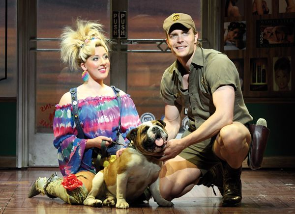 Legally Blonde With Images Legally Blonde Musical Legally