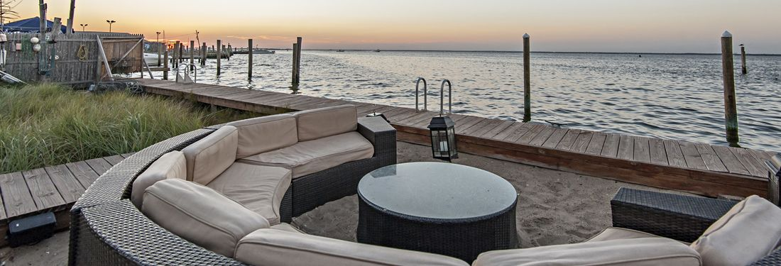 The Palms Hotel Fire Island And Bay Ocean Beach New
