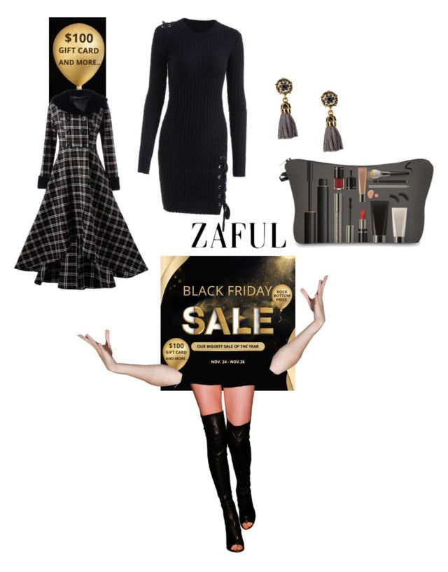 """""""zaful black Friday must see"""" by spoiledcrybaby420 ❤ liked on Polyvore"""