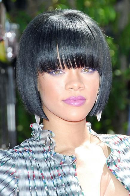 The Best Head Turning Rihanna Hairstyles More Bob Hairstyles Rihanna Hairstyles Short Bob Hairstyles