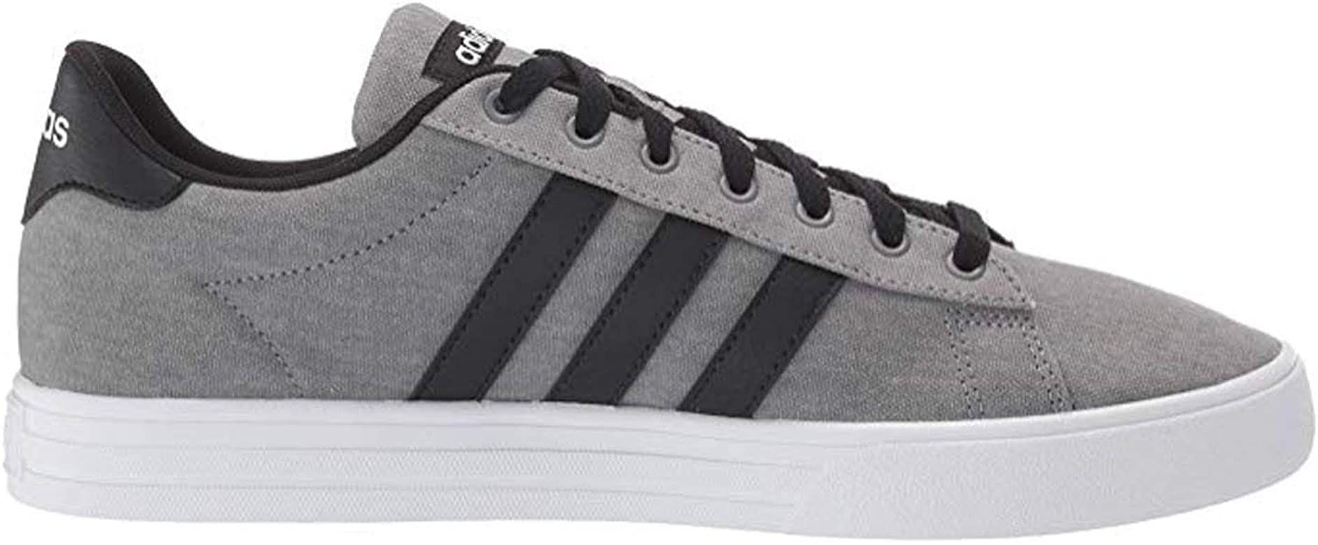 adidas Men's Daily 2.0, Grey/Black
