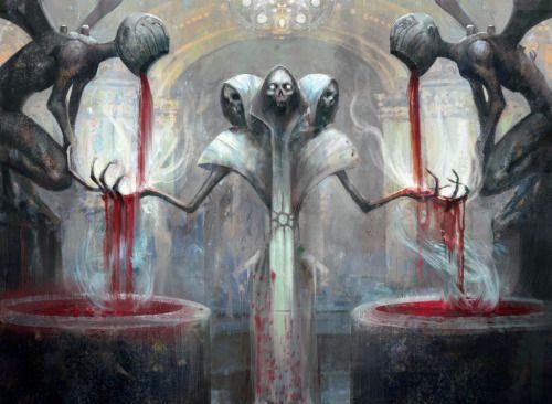 Debt To The Deathless Seb Mckinnon Jpg 500 366 Pixels Creepy Art Scary Wallpaper Art