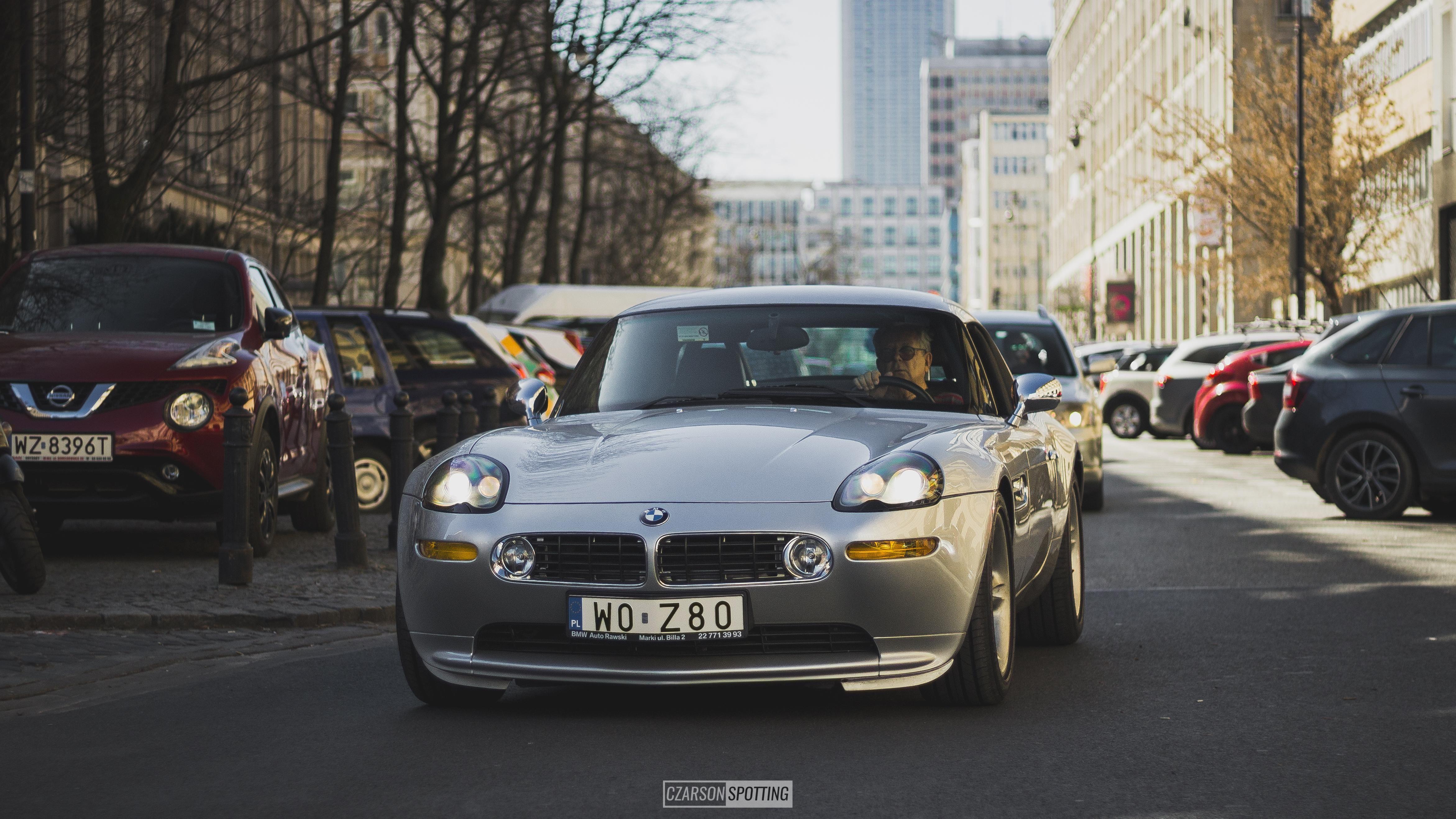 BMW Z8 [OC] | Bmw z8, Bmw, Luxury cars