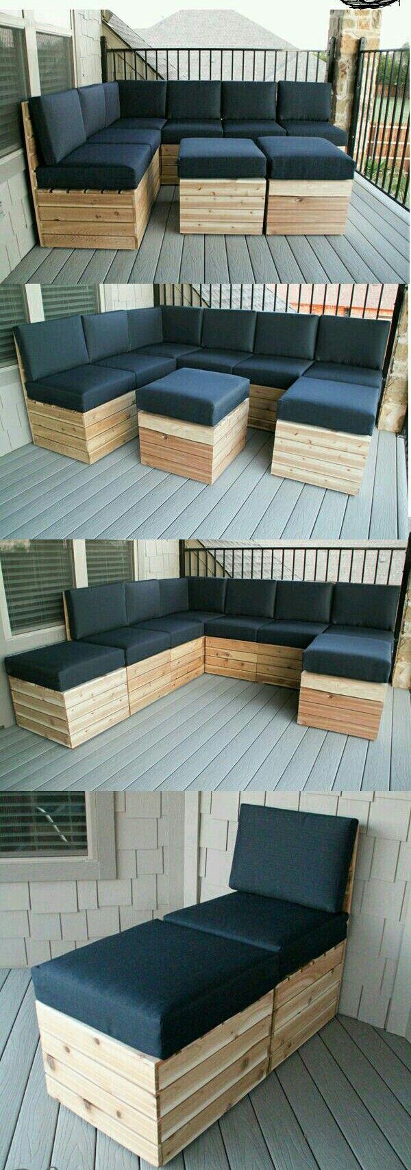 Pin von Jax auf Bench   Pinterest   Palettenmöbel, Gartenmoebel und ...