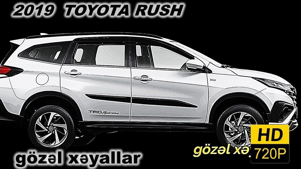 Rush Toyota 2019 Prices New Rush Toyota 2019 Configurations