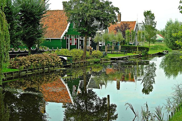 My new life goal is to visit the Netherlands!!! I need to be here!!