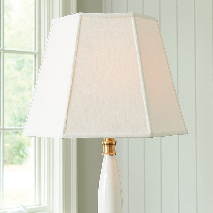 Couture hexagonal lamp shade ballard designs