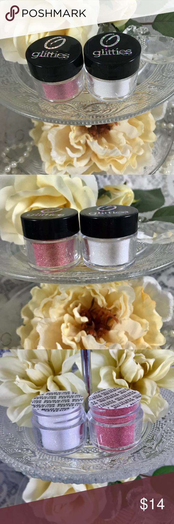 2 Iridescent Fine Glitter Cosmetic powder Diamond Dust is a brilliant white iri -  2 Iridescent Fine Glitter Cosmetic powder Diamond Dust is a brillia...