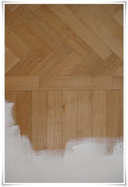 Parkett Profi Coburg målad parkett cabin fever painted hardwood floors