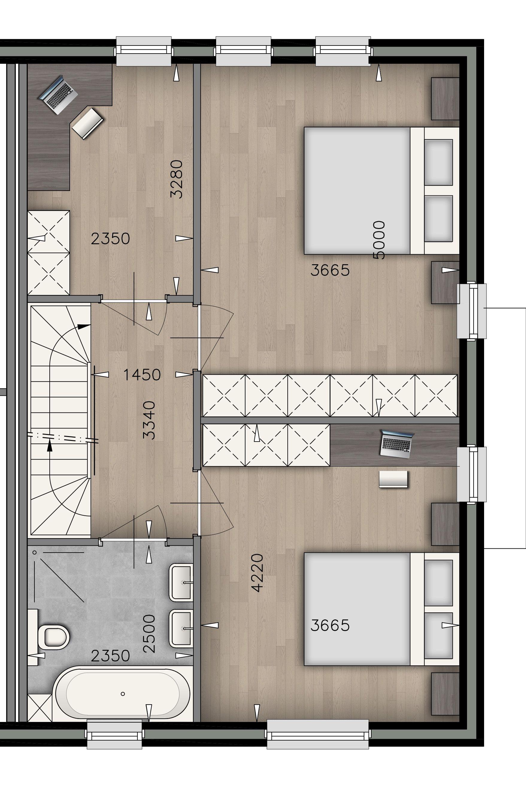 Plattegrond slaapkamer 39 s badkamer planos pinterest for Grondplan badkamer