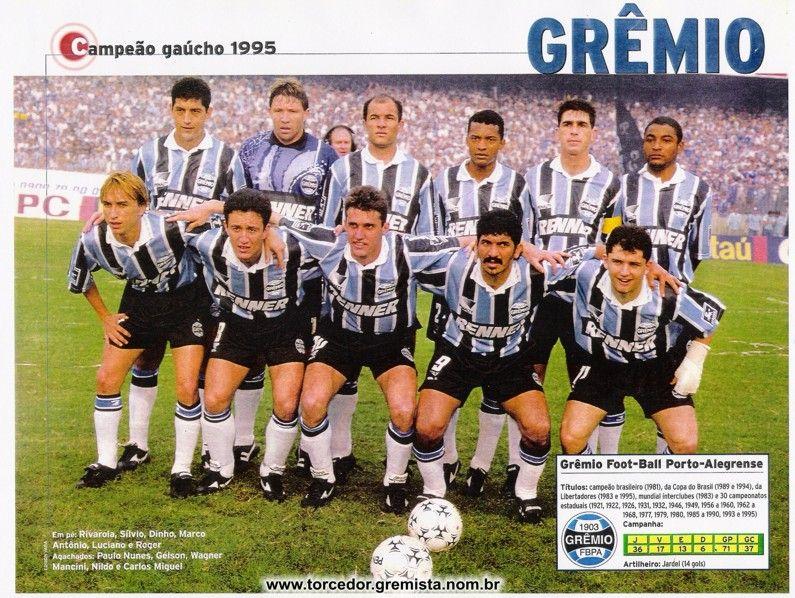 a942e25fa818f Campeão Gaúcho 1995 Futebol De Botão