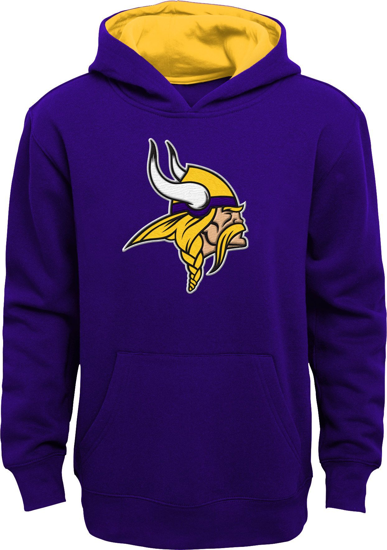 Team Apparel Youth Minnesota Prime Purple Pullover Hoodie in 2019  for sale