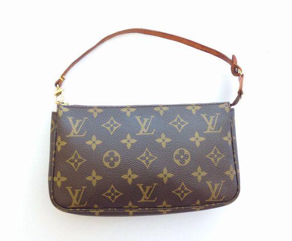 Auth Vintage 90 S Louis Vuitton Monogram By Timerangercloset Louis Vuitton Monogram Louis Vuitton Bag Accessories