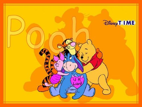 Winnie The Pooh Wallpaper Winnie The Pooh With Friends Winnie The Pooh Winnie Pooh