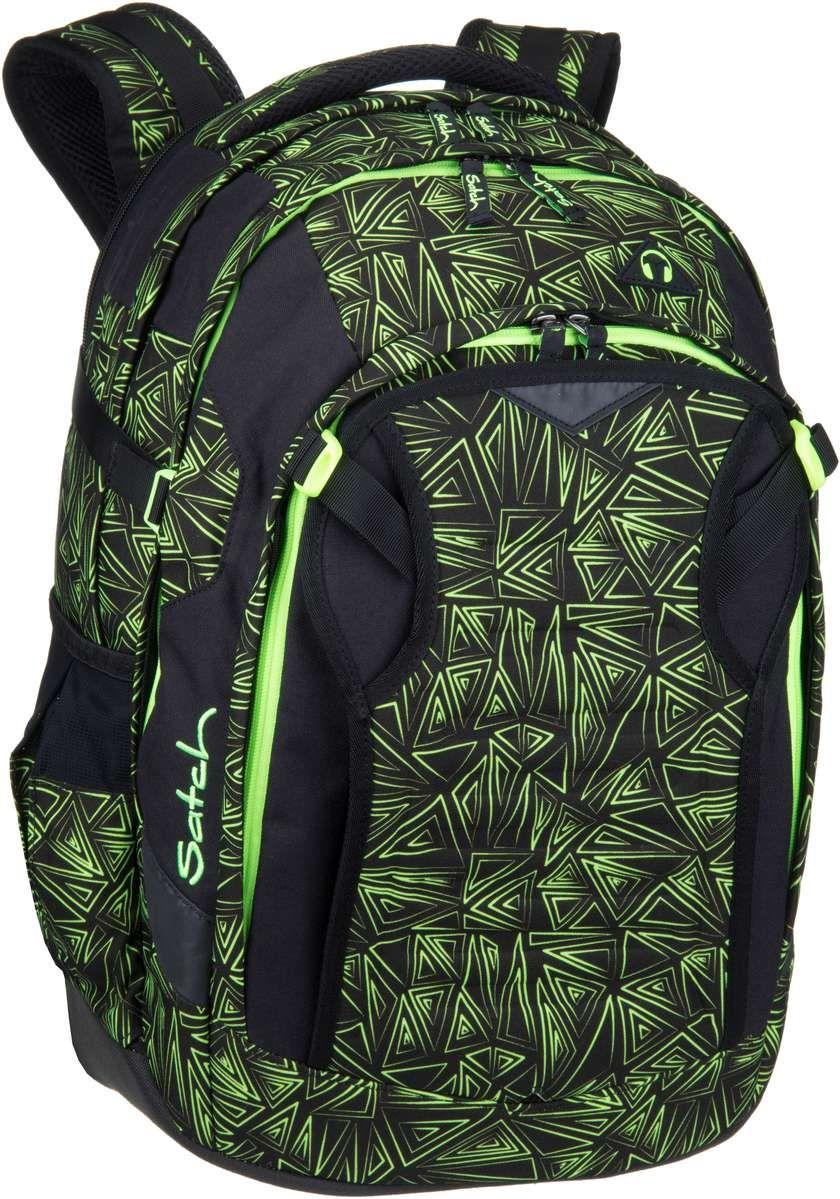 a811ecb73c20f Taschenkaufhaus satch satch match 2.0 Green Bermuda - Schulrucksack   Category  Taschen   Koffer