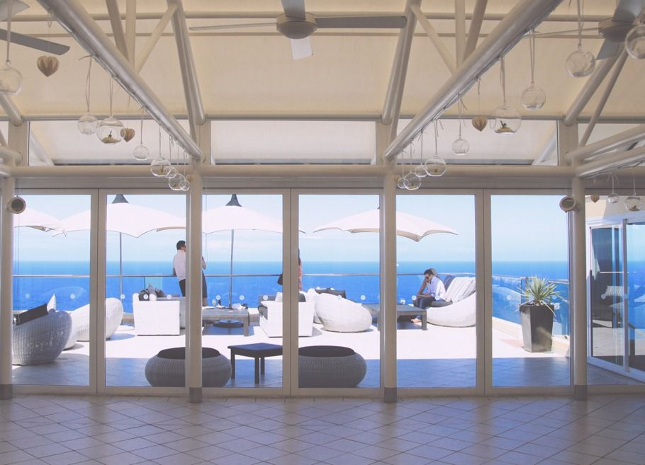 Exclusive Hire Of Jonahs Restaurant And Cliff Top Balcony Is Sure To Impress