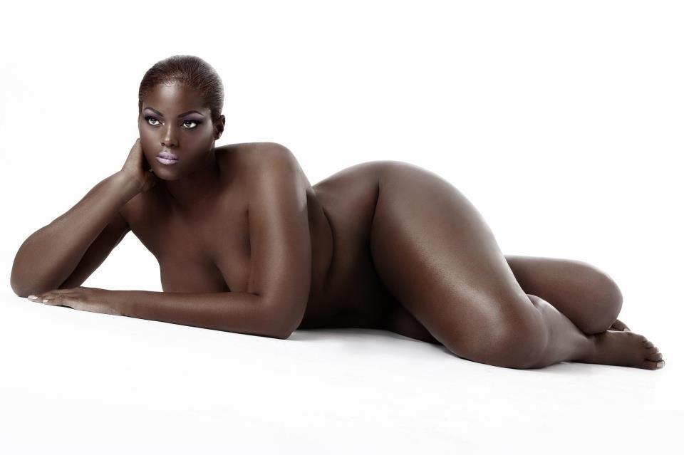 Hot Nude Black Women Models
