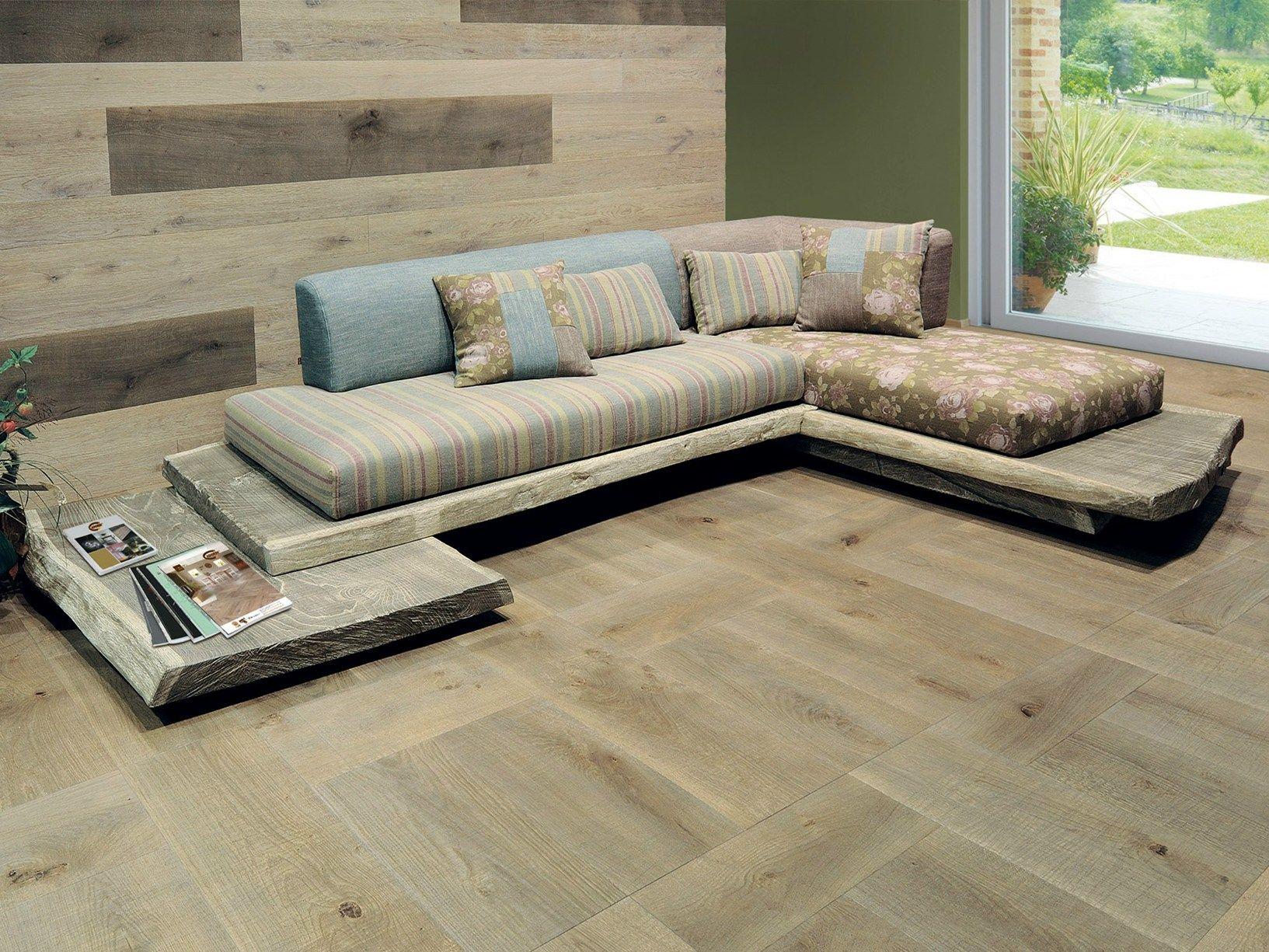 Il pregiato legno Cadorin per il divano \'El Caregoon de Quercia ...