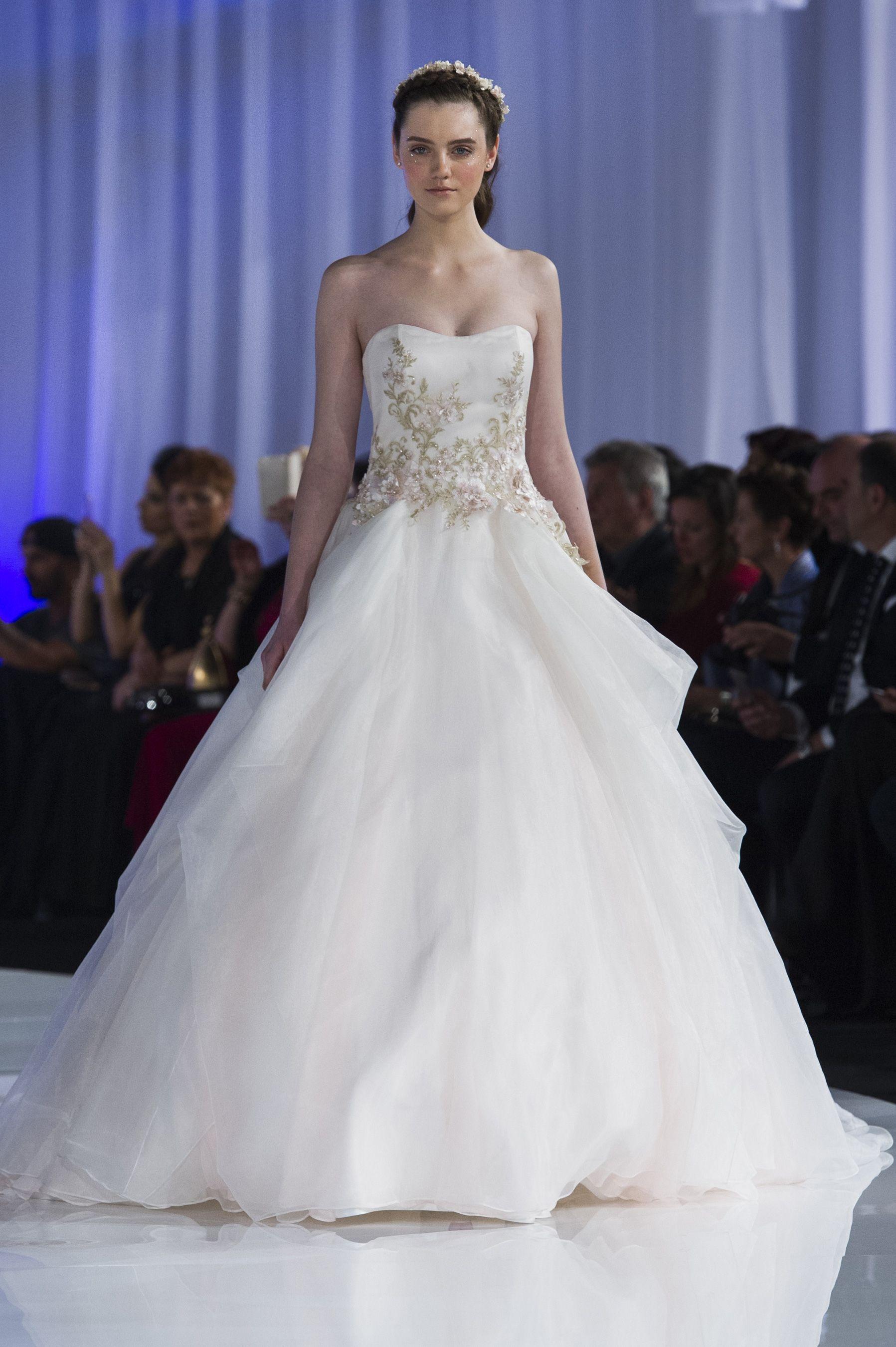 Nicole spring bridal fashion show the impression wedding