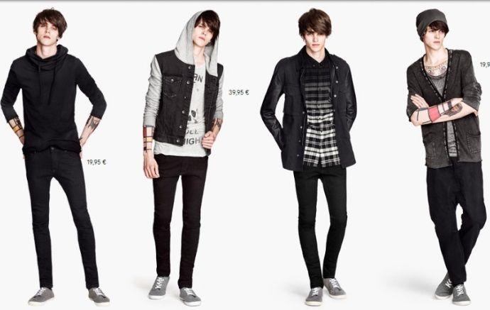 moda juvenil hm (3) | outfit en 2019 | Gents fashion ...