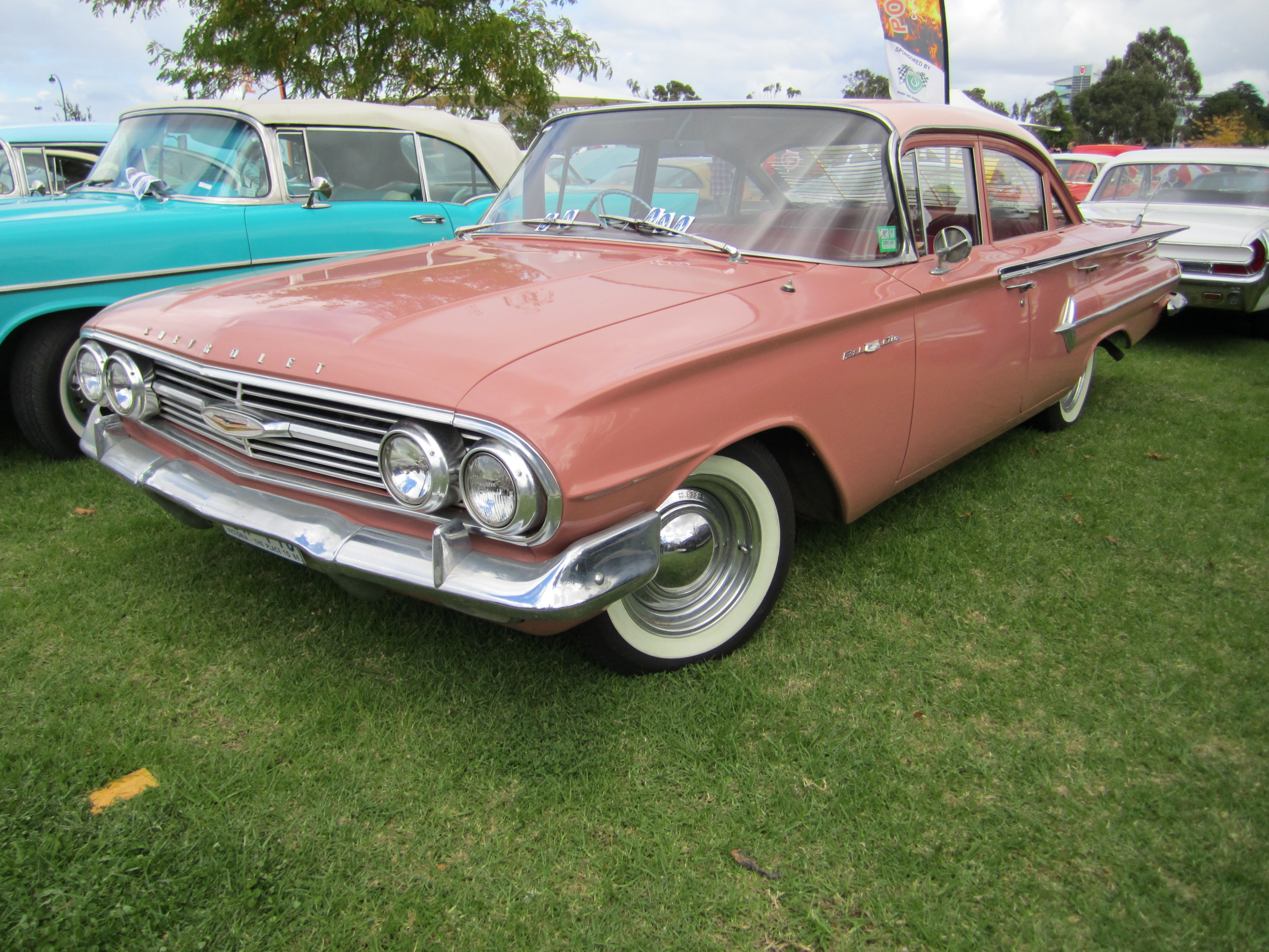 1960 chev bel air first time for australian chevs to offered in decent quantities
