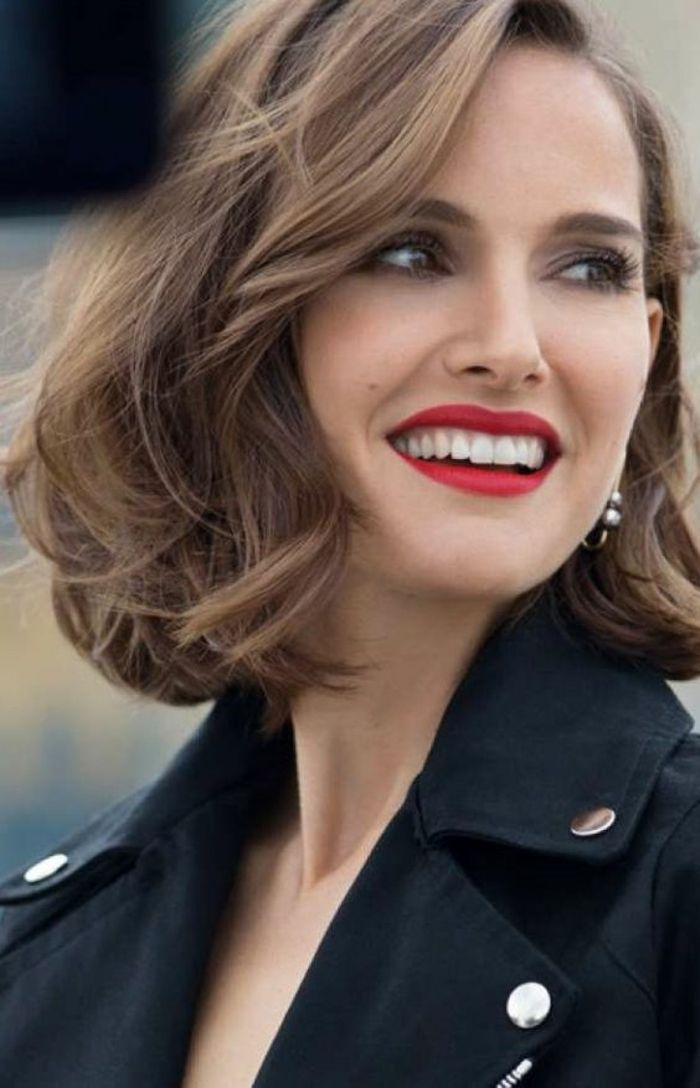 Modele coiffure femme meche