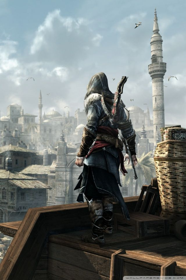 Assassins Creed Revelations Hd Desktop Wallpaper High