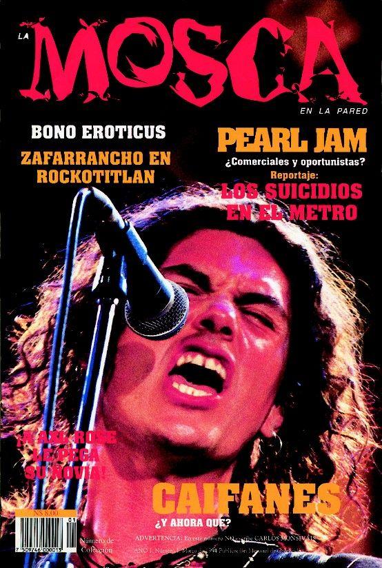 12 mejores imágenes de Las portadas de La Mosca en la Pared (1994 ...