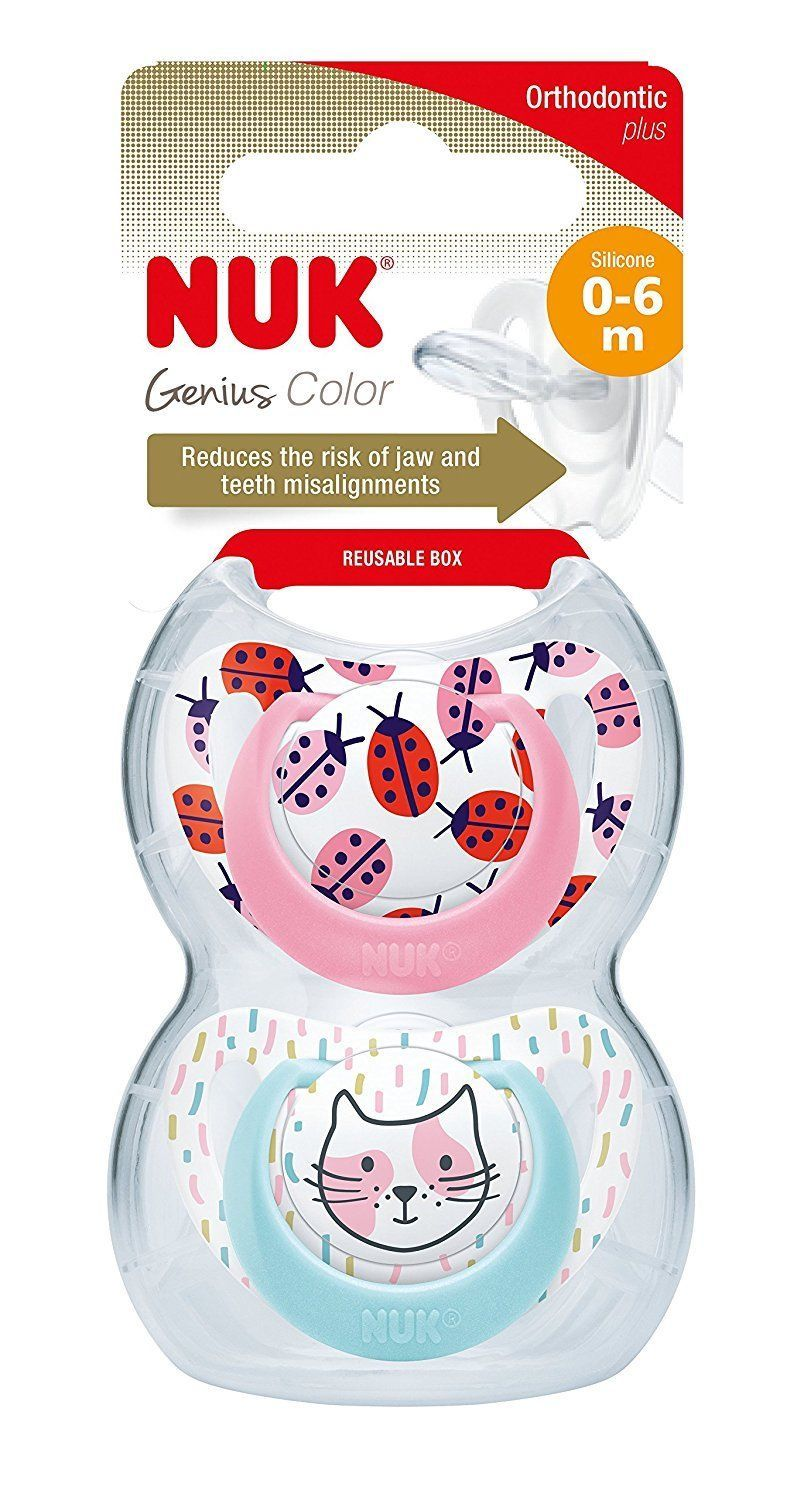 ALL TEATS TWIN 1 SIZES /& COLOURS UNIQUE DUMMY PACIFIER SOOTHER