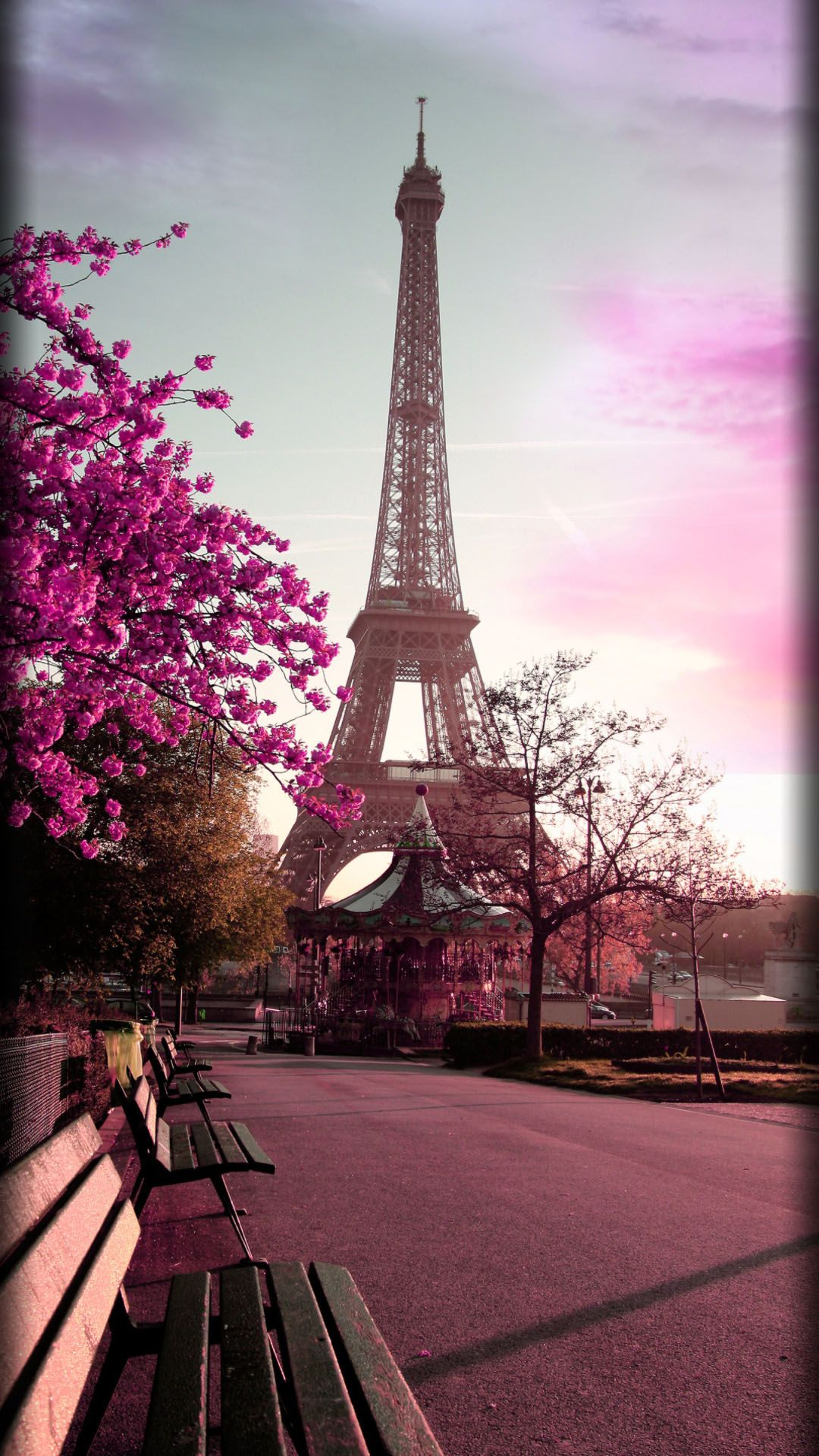 Обои на Телефон Paris wallpaper, Beautiful wallpaper for