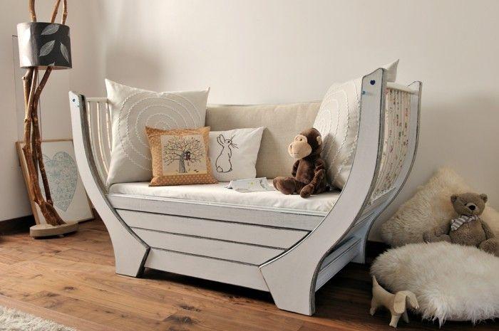 Children S Room Furniture Sofa Boat Form