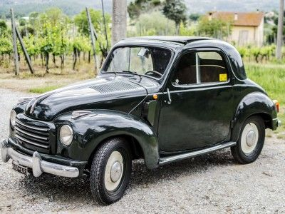1950 Fiat Topolino Spyder Cabrio For Sale 7 900 With Images
