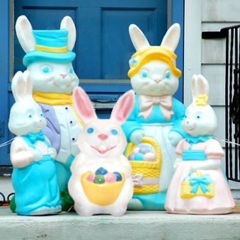 Easter Decorations For Sale Home Design Ideas Blowmolds Pinterest Easter Decoration And Vintage Easter