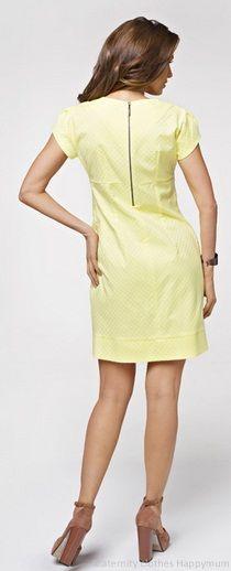 dd95b31a99 Perla lime maternity dress
