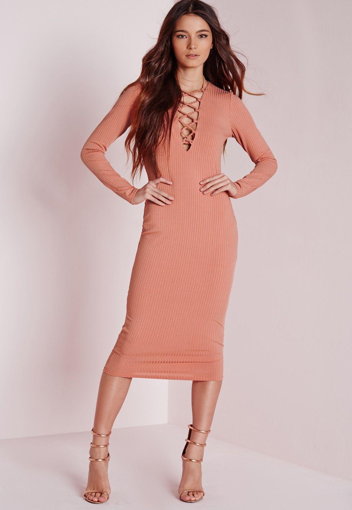 ac816674ca8 Robe cocktail rose saumon – Robes de soirée élégantes populaires en ...