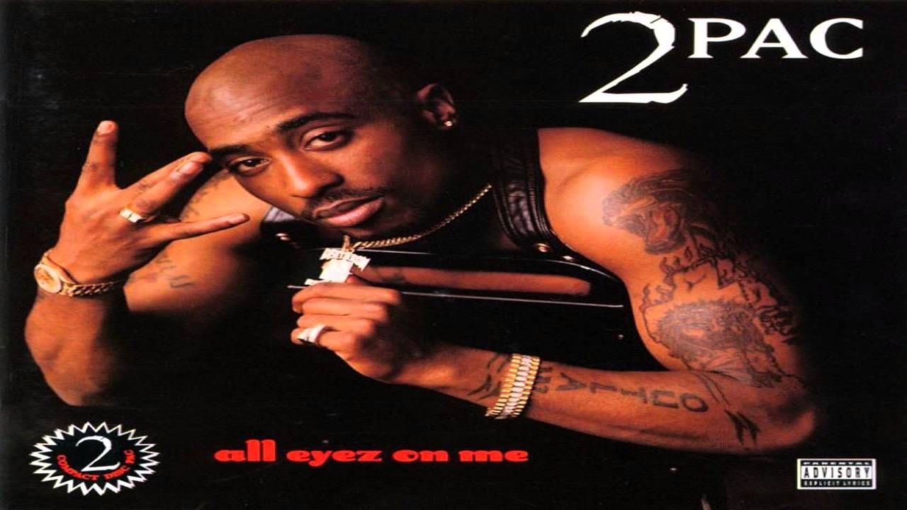 no hours TUPAC 2PAC all eyez on me Sticker art from poster print