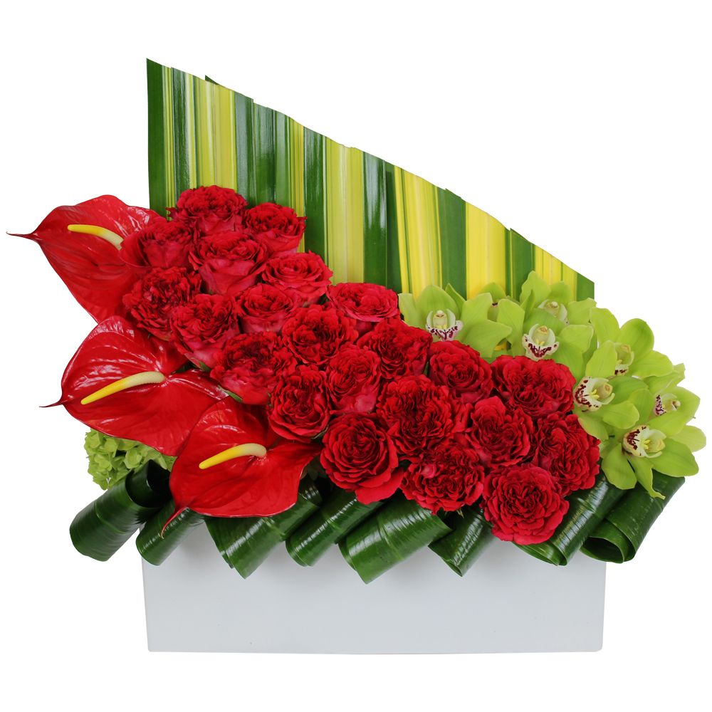 Af300 5 amazing flowers miami flower arrangement pinterest af300 5 amazing flowers miami tropical floral arrangements tropical flowers unique flower izmirmasajfo
