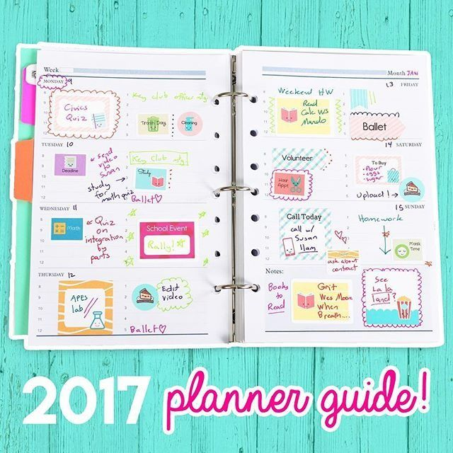 see how easy it is to make two custom covers  diy stickers and more for your own daily planner