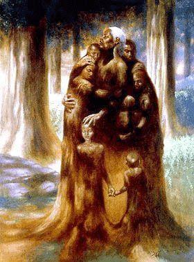 """""""Family Tree"""" by Kadir Nelson"""
