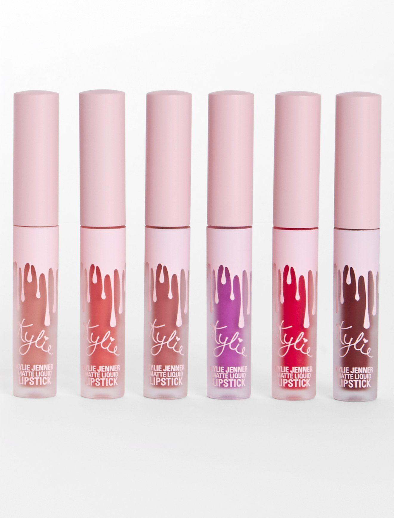 Wishlist - Kylie Cosmetics The Birthday Collection | Mini Kit Matte Liquid Lipsticks