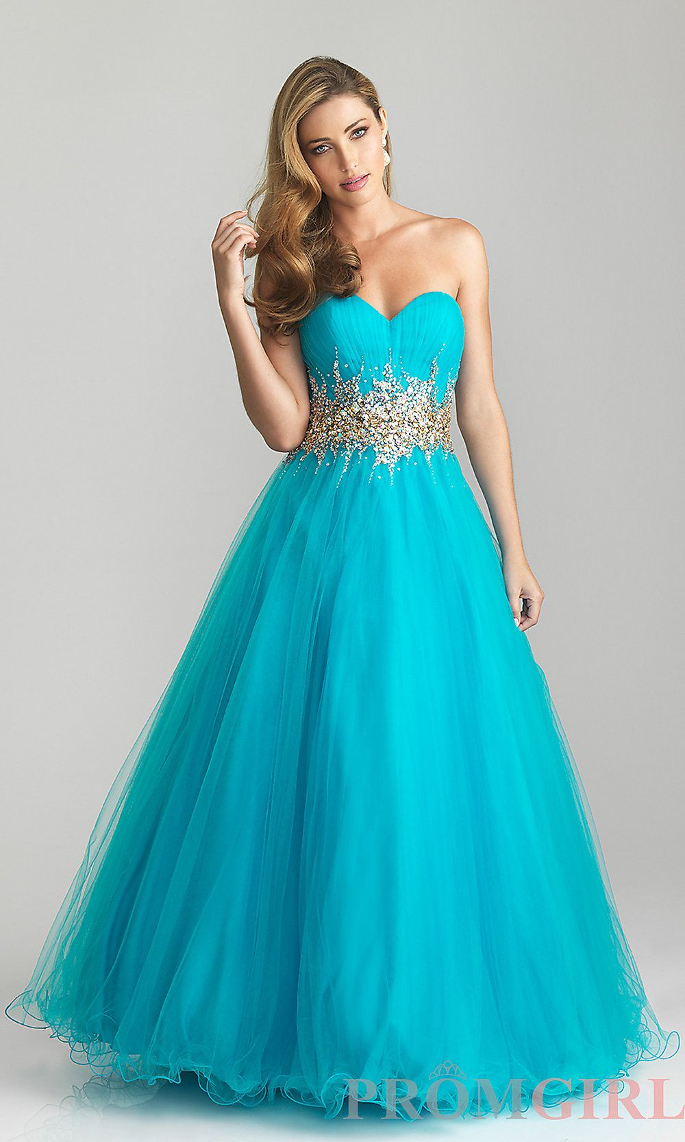 Turquoise dress...beautiful | interest | Pinterest | Turquoise, Prom ...