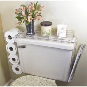 this would be awesome for my small bathroom with no place for extra toilet paper. haha.