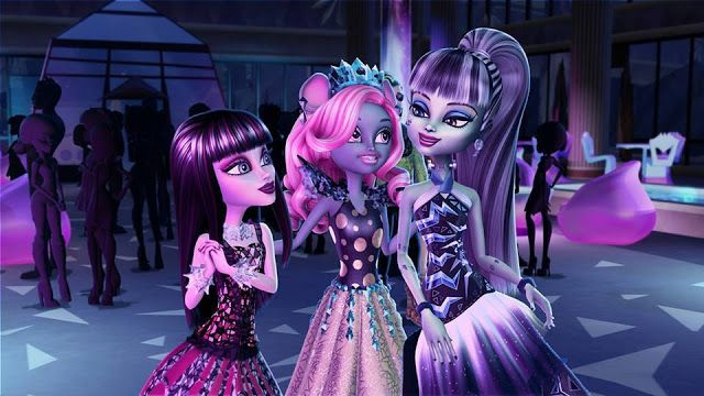 All About Monster High Cizgi Film Film