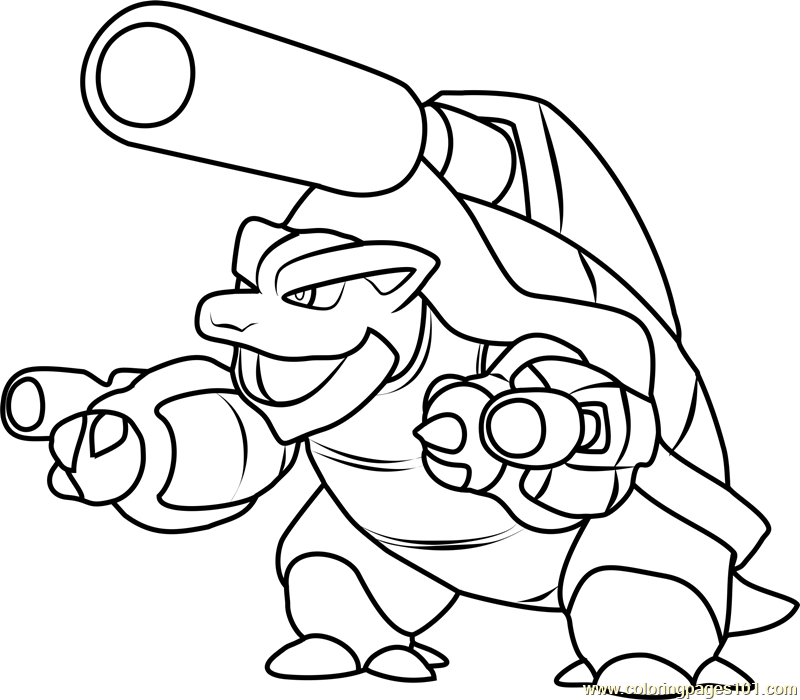 Blastoise Pokemon Coloring Pages Cartoon Coloring Pages Pokemon Coloring Sheets Pokemon Coloring Pages